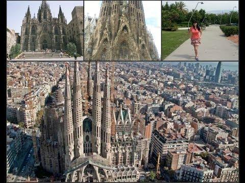 Достопримечательности Барселоны и окресностей