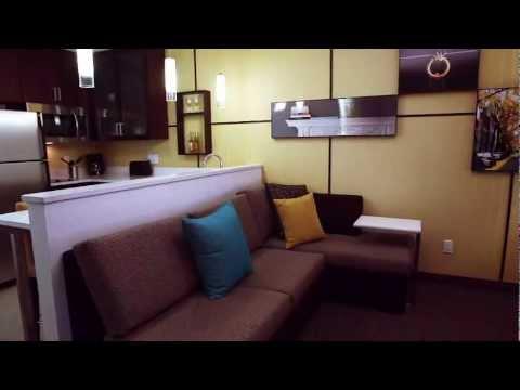 New Suite Design - Residence Inn Tour