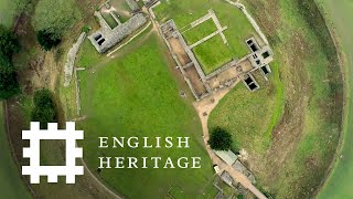 Postcard from Old Sarum, Wiltshire | England Drone Footage