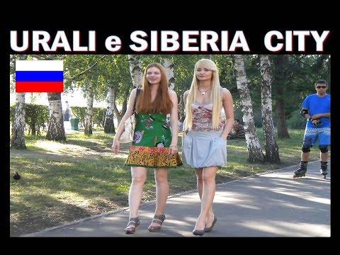 CITTA' DELLA SIBERIA e URALI Ekaterinburg-Omsk e Novosibirsk