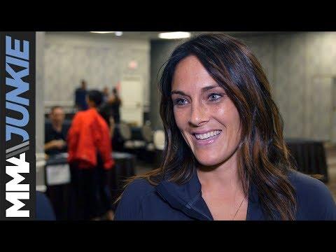 Valerie Letourneau happy UFC decided to open women's flyweight division despite departure