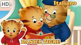Daniel Tiger in Italiano 💛 Amo mio Nonno | Video per Bambini