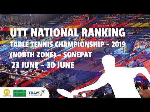 D Vishwa vs H Jeho Junior Boys Final North Zone - 2019