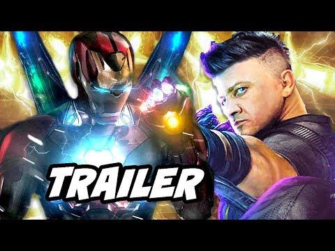 Avengers 4 Trailer Synopsis Breakdown