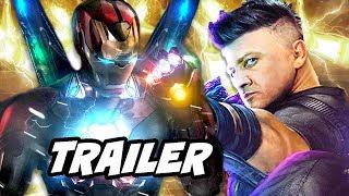 Avengers 4 Trailer Synopsis Breakdown thumbnail