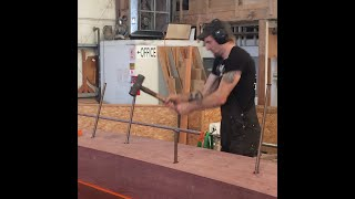 Western Flyer Restoration EP 13 Rebuilding a Wooden Boat