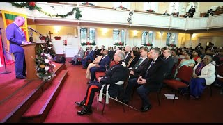 Prince Charles |  Prince of Wales visits Tamil Church | ECF  Manorpark Church London