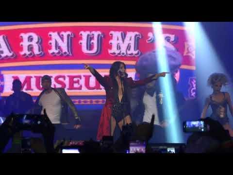 Maite Perroni - Así Soy (The Greatest Showman) | Live Tour 2018 São Paulo