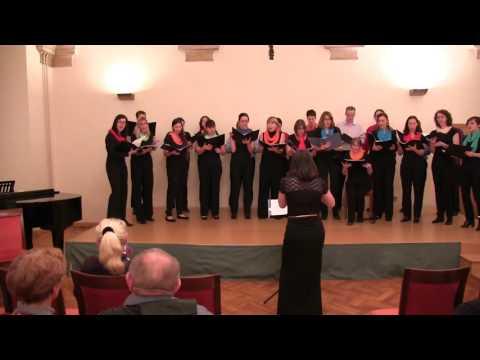 Mary Had A Baby - Post Scriptum Choir