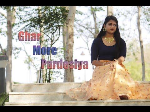 ghar-more-pardesiya---kalank---varun,-alia-&-madhuri---shreya-&-vaishali-pritam---dance-video