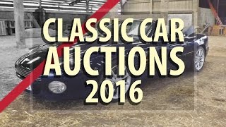 113 cars on offer in The March Sale 2016