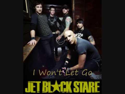Jet Black Stare - I Won't Let Go - YouTube