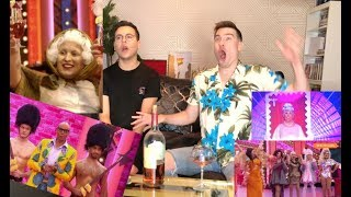Rupaul's Drag Race UK Season 1 episode 1 Reaction!