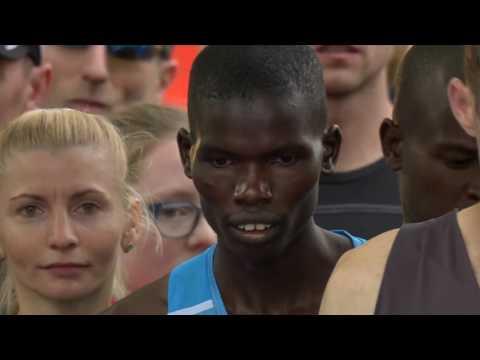 Mattoni Karlovy Vary Half Marathon 2017 English Commentary
