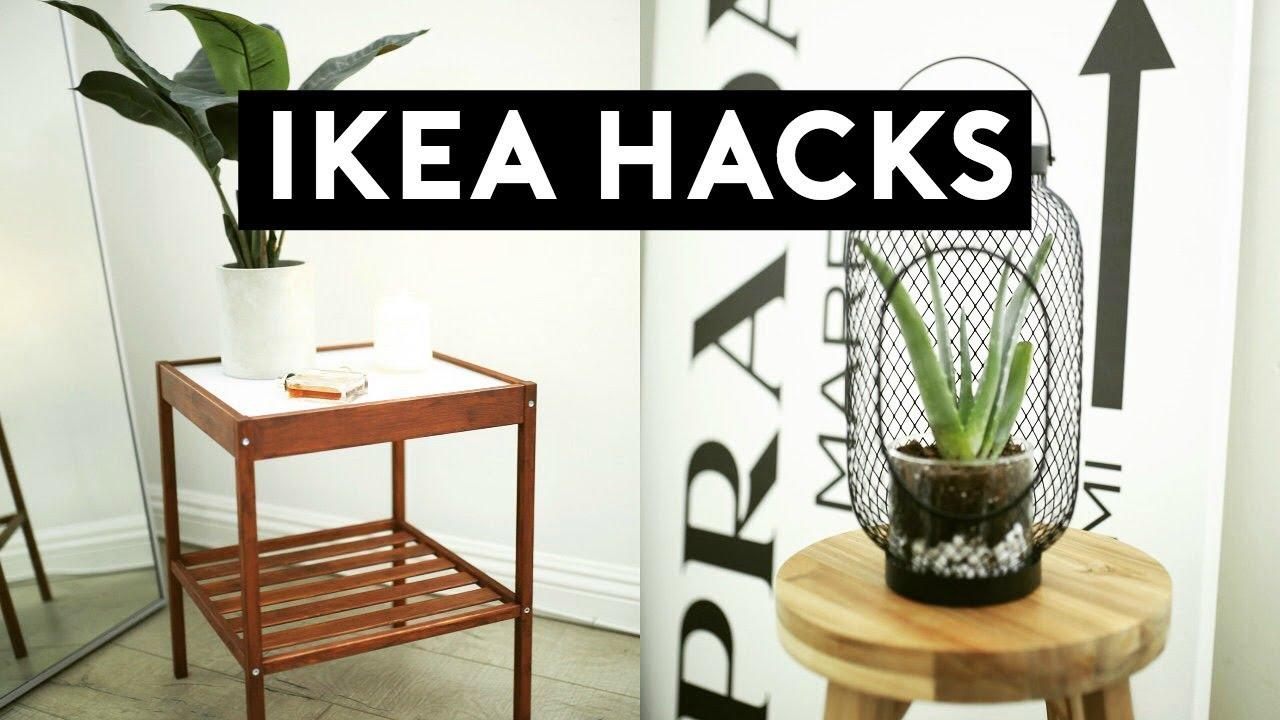 DIY IKEA HACKS