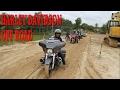 TOURING HARLEY DAVIDSON OFF ROAD PANTAI SOGE PACITAN