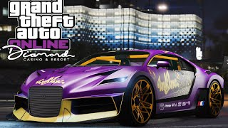 NEW GTA Online Casino Diamond Program, NEW Cars, Luxury Items & More! GTA 5 Casino DLC