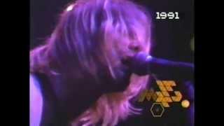 Nirvana - Foufounes Électriques, Montréal 1991 (PRO CLIP #1)