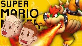 Luodaan Oma Kenttä!   Super Mario Maker