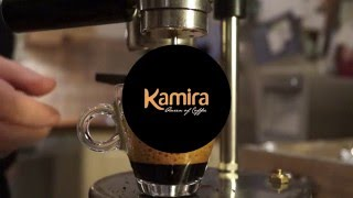 Kamira - How to use Kamira Espresso