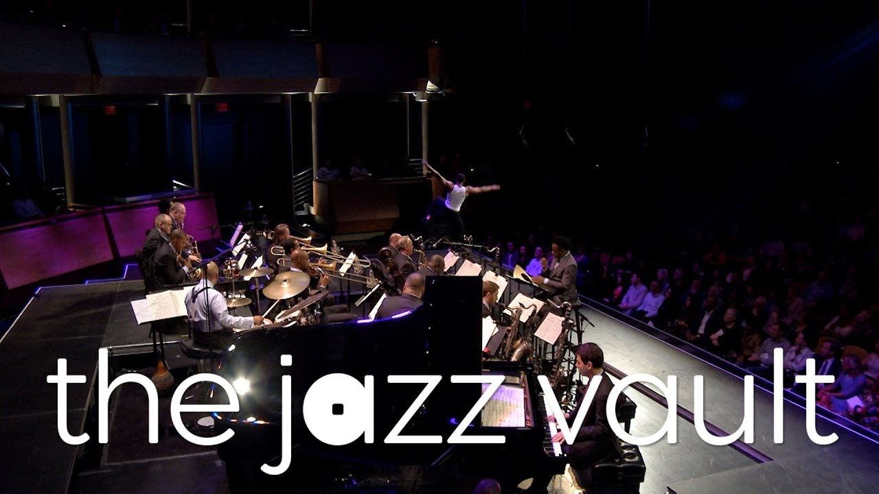LEAP FROGS from Wynton Marsalis's SPACES - Jazz at Lincoln Center Orchestra