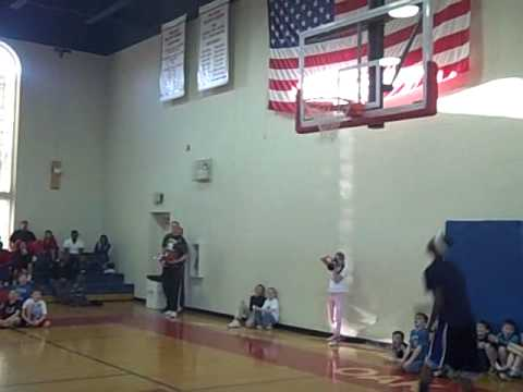 Oak Ridge Military Academy Slam Dunk Contest Pt. 2
