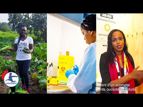 African Agripreneur Making Farming Cool, 54 Gene Africa's Most Exciting Startup