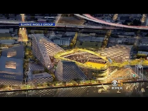 A's Announce Plans For New Ballpark At Howard Terminal