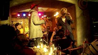 "Andre Henry and Wallace Gary performing ""Heaven Only Knows"" live at the Sugarbar"