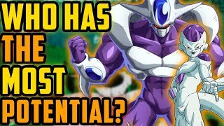 Which Frieza Race Member Has The Most Potential?