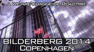 Roadtrip: Bilderberg 2014 Copenhagen (+Diederik Samsom Q&A)