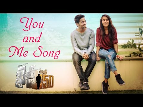 Thumbnail: You and Me Song From Khaidi No 150 || Deepthi Sunaina & Shanmukh Jaswanth