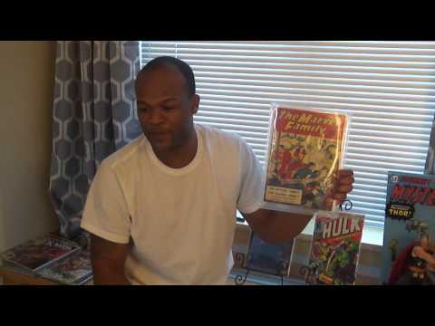 RayJr's Golden Age Comics #1