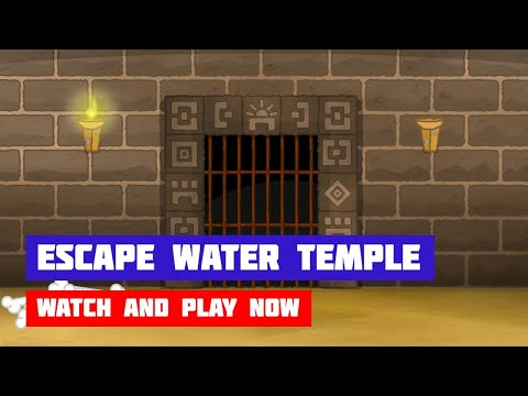 Escape Water Temple · Game · Walkthrough