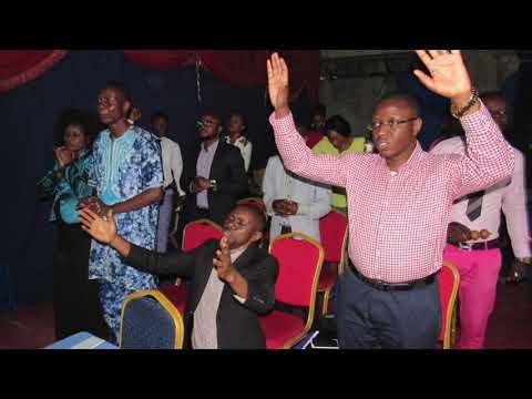 Prophet Eugene Ejiba Speaking in Tongues et Declarations Prophétique