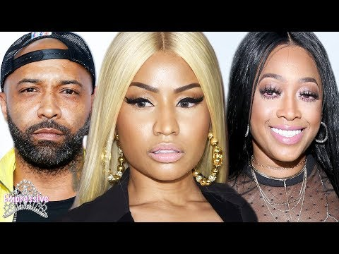 nicki-minaj-feuding-with-trina?!-|-nicki-goes-off-on-joe-budden!-(queen-radio)