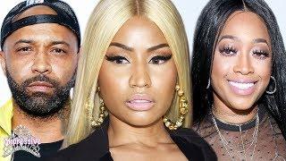 Gambar cover Nicki Minaj feuding with Trina?! | Nicki goes off on Joe Budden! (Queen Radio)