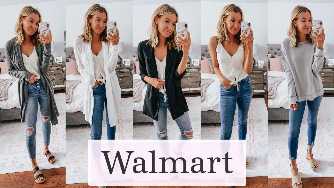 Massive Walmart Try On Haul