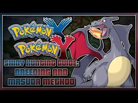Pokémon X And Pokémon Y - Shiny Hunting Guide   Breeding And Masuda Method