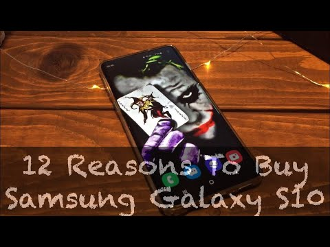 12 Reasons To Buy Samsung Galaxy S10 Instead Of IPhone 11