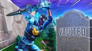 RIP Fortnite Sword (2018-2018)