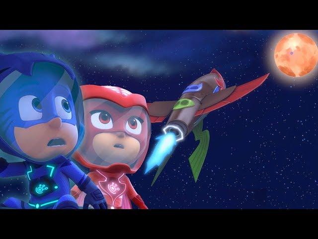 PJ Masks em Português 🚀Aventura da Super Lua 🚀Temporada 2 Compilação   HD   Desenhos Animados