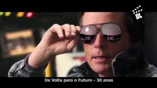 De Volta para o Futuro - 30 Anos/Cinema DL/ Tributo
