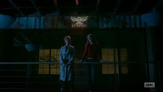 Halt and Catch Fire 4x10 (Series Finale) - Donna