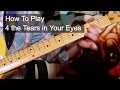 watch he video of '4 the Tears in Your Eyes' Prince Guitar Lesson