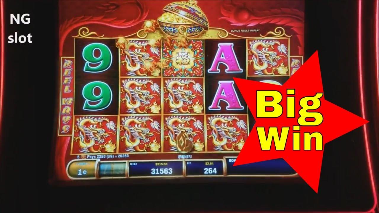 Dragon Wins Slot Machine
