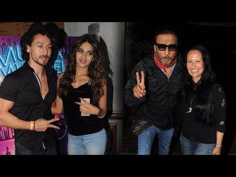 Munna Michael Wrap Up Party | Tiger Shroff, Jackie Shroff, Nidhhi Agerwal