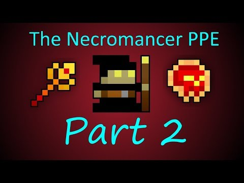The Godlike Necromancer PPE - Part 2