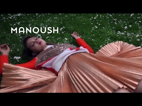 Making-of the MANOUSH Fall-Winter 2016 Ad Campaign - Lindsey Wixson for Manoush
