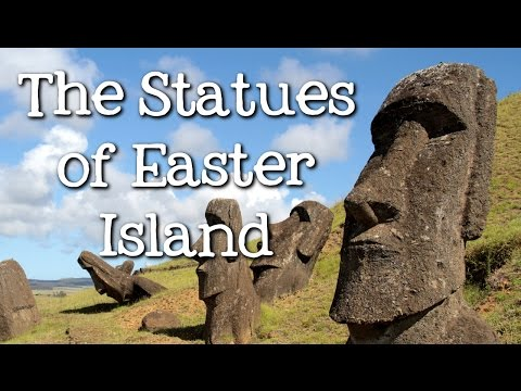 Mysterious Moai: The Giant Heads of Easter Island for Kids - FreeSchool